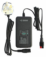 12v Caricabatteria Da Golf intelligente 4 AMP-Torberry Connettore-Display a LED