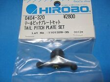 Original HIROBO Heckrotor Pitch Platten Set 0404-320 TAIL PITCH PLATE SET