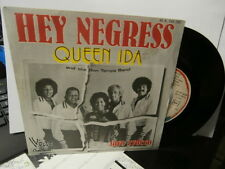 "queen ida and the bon temps band""hey negress""-single7""or.fr.vogue:140205 de 1976"