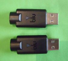 Lot of 2 blu E cig Charger no battery