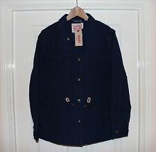 "BNWT LEVIS "" SIMPLE FIELD JACKET BLUE "" LADIES size XL FESTIVALs, WALKS, CASUAL"