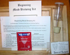 Mead Brewing Kit, Instructions & Ingredients for Making Simple Honey Wine