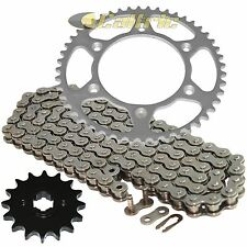Drive Chain & Sprockets Kit Fits KTM 520EXC Enduro Racing 2000-2002