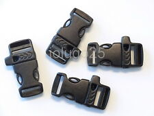 "100 5/8"" Whistle Release Buckles for Paracord Bracelets Webbing #3797-4"