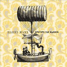 Mantras for Madmen by Harry Manx (CD, May-2010, Dog My Cat Records)
