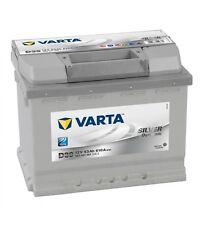 Varta D39 Start Auto Accu 12V 63Ah 610 242mm x 175mm x 190mm - 5 jaar garantie