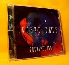 CD Incept Date Archipelago 9TR 1994 EBM, Industrial