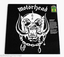 MOTORHEAD: MOTORHEAD LP (Clear Vinyl with Black Swirl) Limited to 1500  ~ NEW!