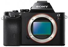 Sony 36.3 Megapixel Alpha 7R Interchangeable Lens Camera ILCE7R/B NEW in BOX NIB