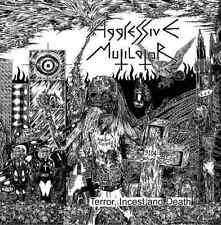 AGRESSIVE MULTILATOR -CD- Terror, Incest and Death