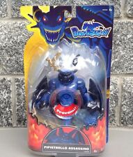 Bandai Vintage Blue Dragon Action Figure  Pipistrello Assassino Moc