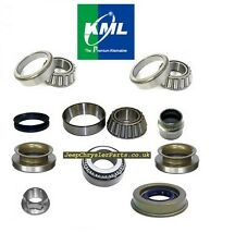 FRONT DIFFERENTIAL BEARING MASTER REPAIR KIT FOR JEEP GRAND CHEROKEE WJ 99-04