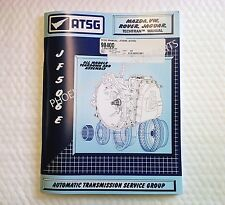 JF506E Transmission ATSG Technical Manual for VW Jaguar Land Rover Mazda