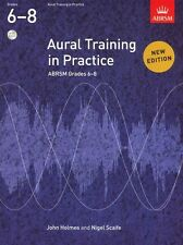 ABRSM Aural Training in Practice Grades 6-8 Book 3 - Same Day 1st Class P+P