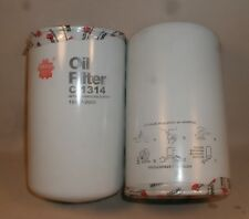 HINO FA FB FE2620 SG OIL FILTER - QTY 2