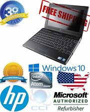 "Mini FAST DELL Latitude 10"" 2110 Laptop Windows 10 1.66GHz 2GB RAM WIFI"