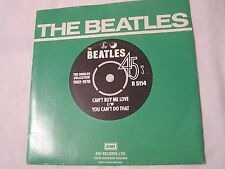 The Beatles 45 & Picture Sleeve from single collection-CAN'T BUY ME LOVE/YOU CAN
