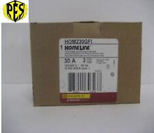 ~NEW~SQUARE D HOMELINE PART # HOM230GFI BRAND NEW STOCK NIB GROUND FAULT BREAKER