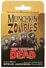 Munchkin Zombie The Walking Dead