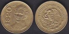MEXIQUE   20 PESOS 1985