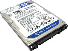 WD3200BPVT  2.5 inch 320GB SATA 5400RPM 8MB HDD Hard Driver For Laptop