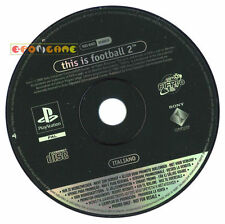 THIS IS FOOTBALL 2 Ps1 Versione Promo Italiana gioco completo »»»»» SOLO DISCO