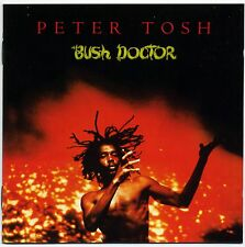 CD - PETER TOSH - Bush doctor