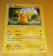 POKEMON TCG CARD - XY BREAK THROUGH - PIKACHU 48/162