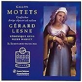 Baldassare Galuppi - Galuppi: Motets (1994) NEW SHRINKWRAPPED