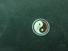 Yin Yang Symbol 1 Gram .999 Pure Silver Round Coin Bar Bullion Perfect Balance