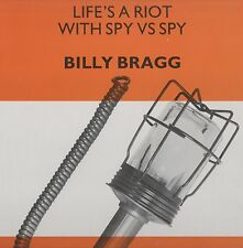 Billy Bragg - 'Life's A Riot With Spy Vs Spy' 1983 UK Utility LP. Ex!