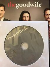 The Good Wife - Season 2, Disc 2 REPLACEMENT DISC (not full season)
