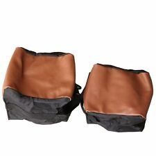 2pcs Portable Compact Shooting Range Sand Filled Rifle Rest Bag Set (Universal)