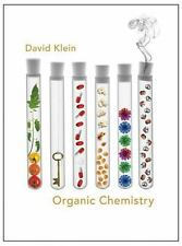 Organic Chemistry by David R. Klein (2011, Hardcover, 1st Edition)