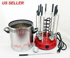Brand New Vertical Electric  Indoor Barbeque Shishkebab  Shashlik Grill - 110V