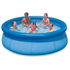 8 Ft Quick set family Pool garden splash paddling pool