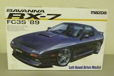 AOSJIMA 89 MAZDA SAVANNA RX-7 FC3S 1:24 MODEL KIT # 618252-0038208-1800 SH4