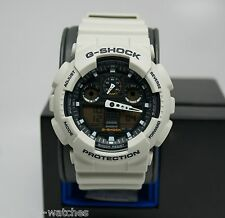 New Casio GA100SD-8A G-Shock Desert Sand Series Men's Watch In Original Box