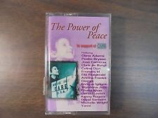 """NEW SEALED """"The Power OF Peace""""    Cassette Tape (G)"""