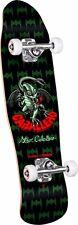 Powell Peralta MINI Steve Caballero DRAGON II COMPLETE Skateboard BLACK w/BATS