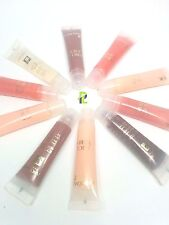 LOT X 10 Lancome Juicy Tubes Lip Gloss Assortment of shades FULL SIZE 0.5 oz.