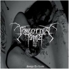 Forgotten Tomb - Songs to Leave CD 2012 reissue melancholic black metal Agonia