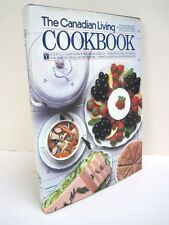 Canadian Living Cookbook by Carol Ferguson