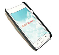 Protect BACK COVER Case Custodia in nero per Samsung i9000 Galaxy S