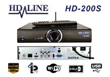 HD-200S DECODEUR SATELLITE IPTV même fonction Cristor Atlas Tiger Arabic BOX