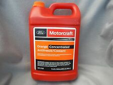 Ford Motorcraft ORANGE Antifreeze Coolant Concentrated Lincoln Mercury Jaguar