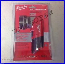 New Milwaukee 49-24-0146 M12 LED Work Light Bare Tool, NO BATTERY Free Shipping