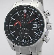 Citizen ECO-DRIVE Solar Sport-Chronograph - 10 BAR WR - CA0590-58E