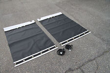 Hobie  Adventure Island Kayak Trampoline set Black Grey mesh Expedition Series