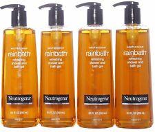 Neutrogena Rainbath Refreshing Shower and Bath Gel 8.5 oz. Lot of 4